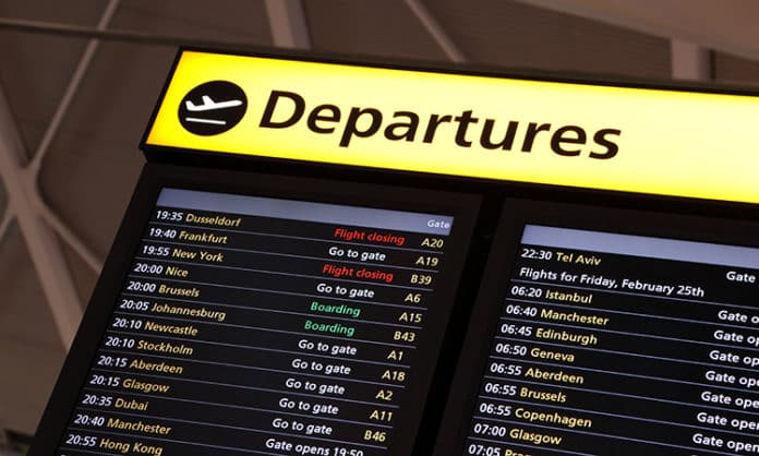 Travel To Resume Only 'As Soon As Possible After May 17'