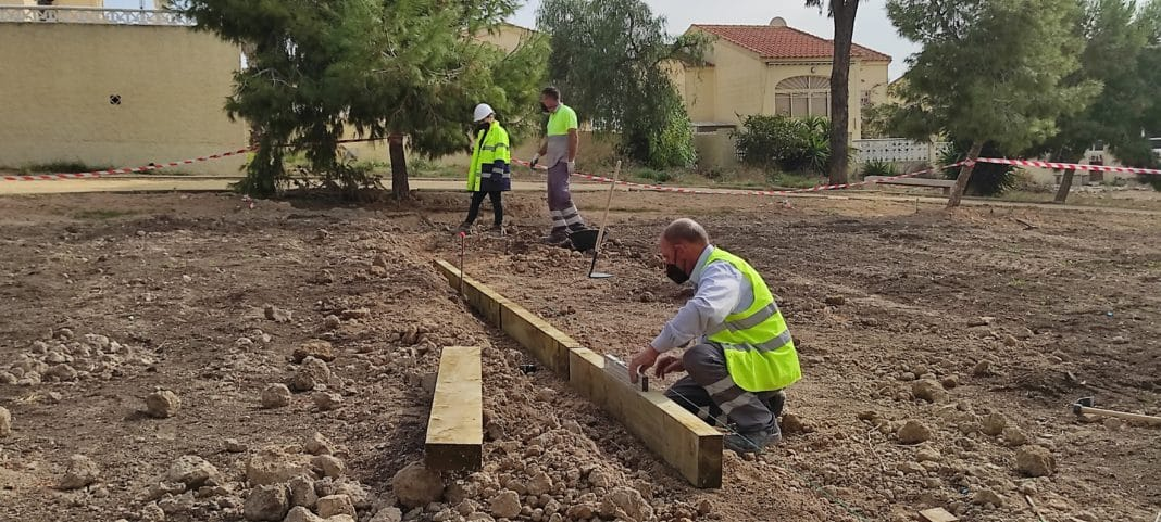 San Fulgencio to release 3,200 square meters of allotments