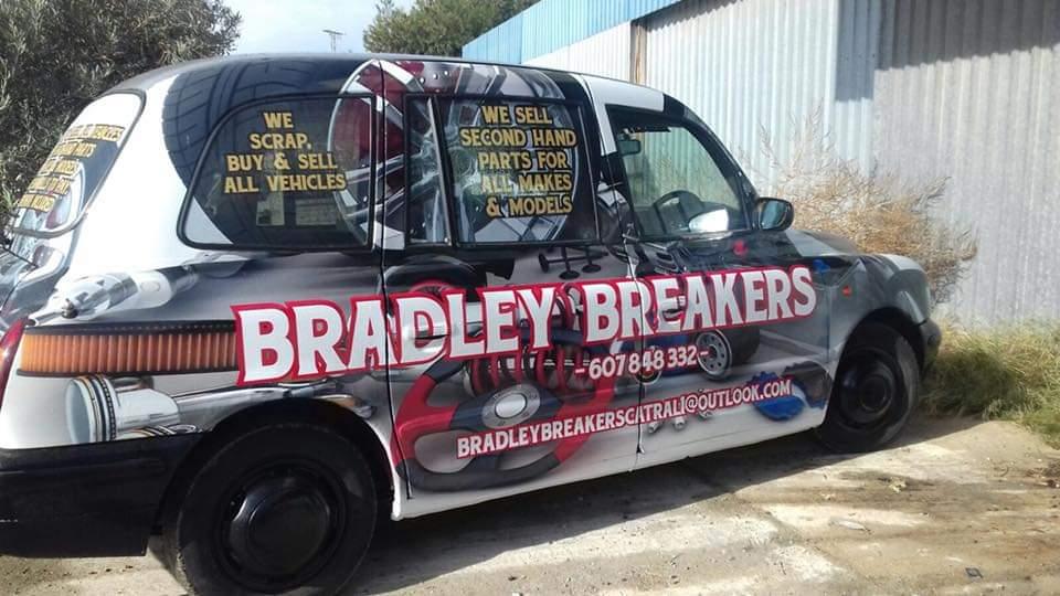 BRADLEY BREAKERS -