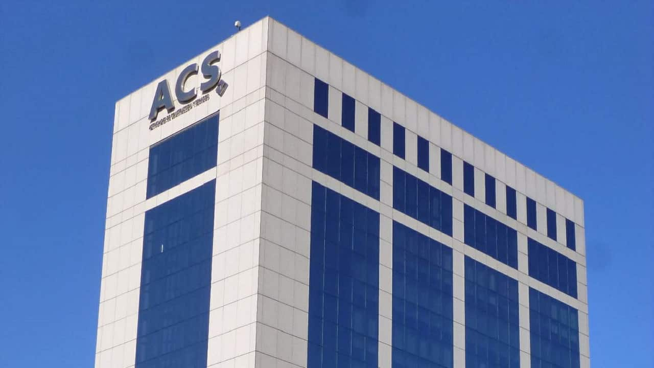 Offices of ACS in Madrid