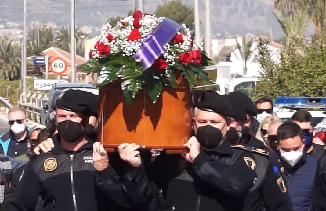 Emotional farewell for Ramón López