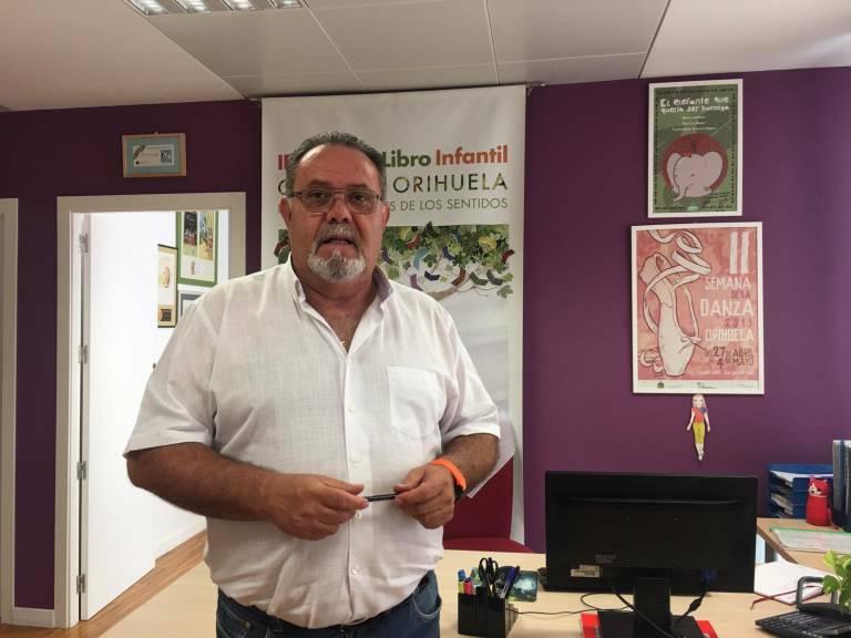 Ramón López, Orihuela Councillor for Education, dies of covid