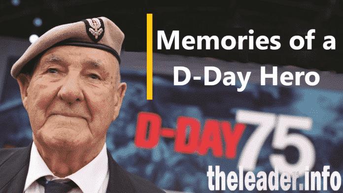 Memories of a D-Day Hero