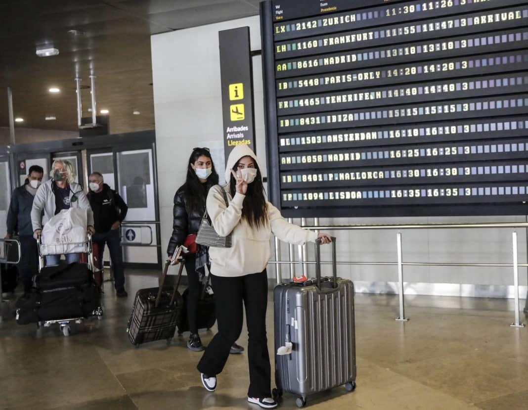 Flights into Alicante-Elche increase by 60%