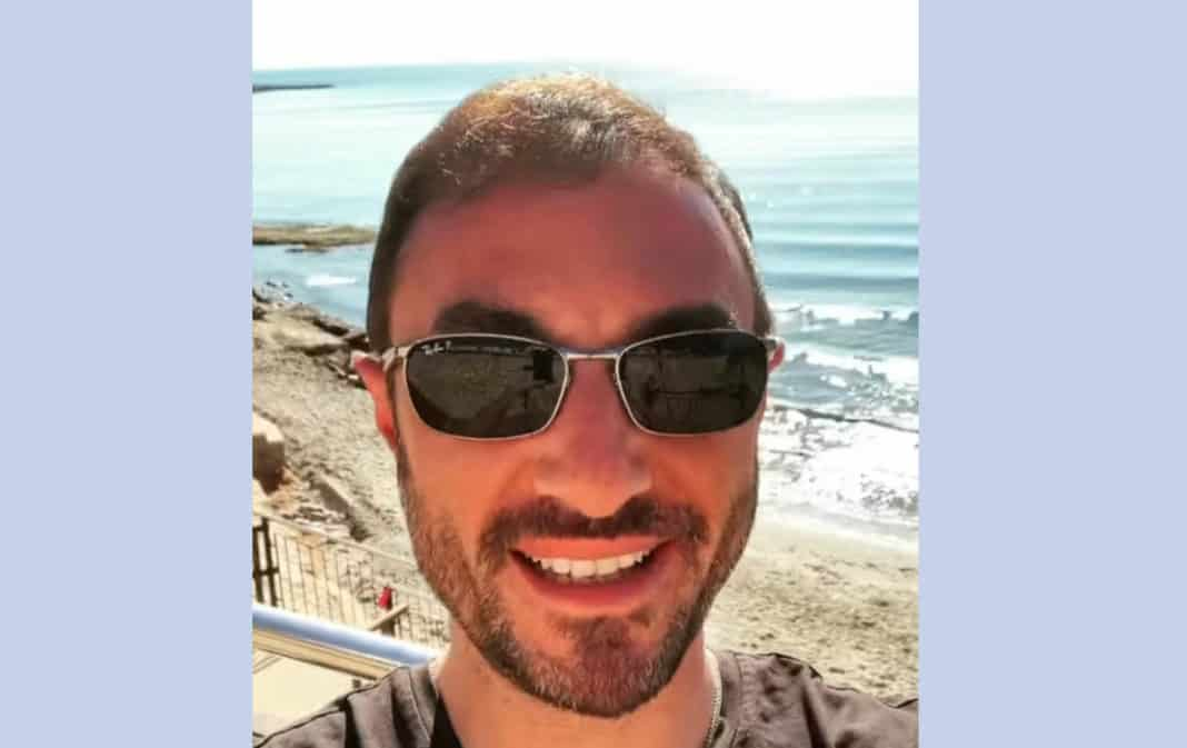 Strictly Come Dancing star Vincent Simone celebrates 42nd birthday in Spain