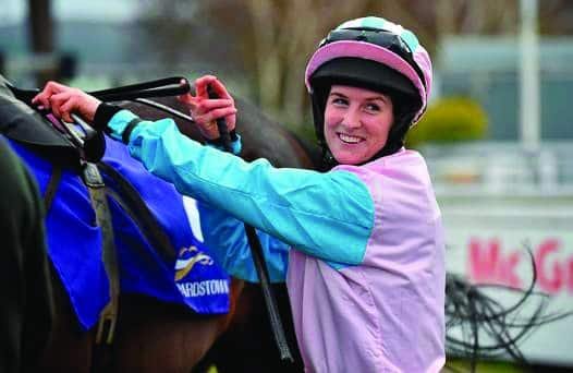 Rachael Blackmore set the record as the first female to conclude the four-day festival as a leading jockey after claiming six wins.