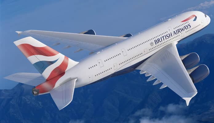 British Airways Offers Covid-19 Tests For Just £33