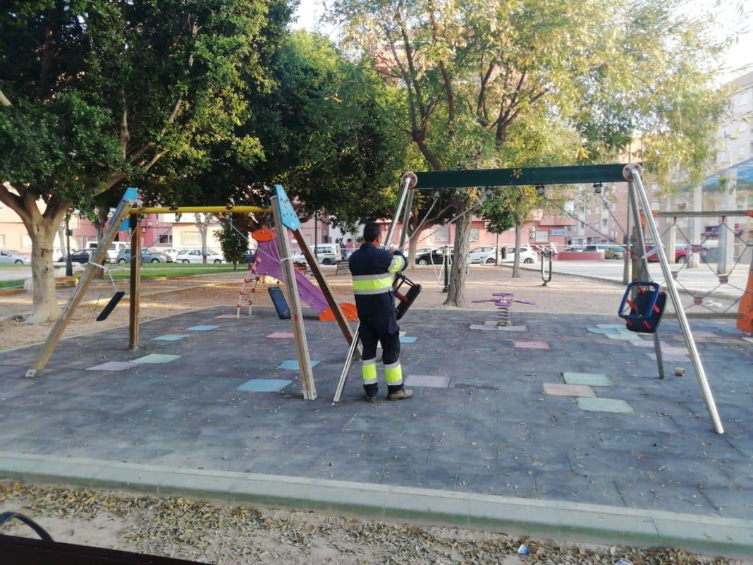 Orihuela to keep playgrounds closed until 14 March