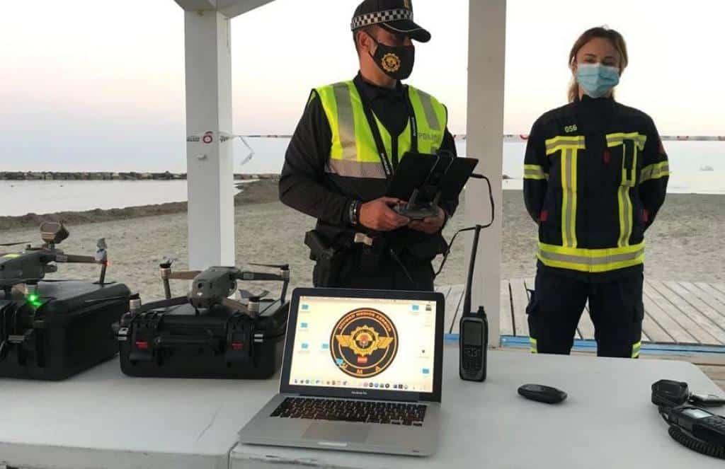 Alicante test tsunami-warning system