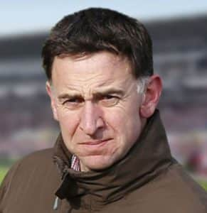 Henry de Bromhead: Plan Of Attack (3.40) bet365 Gold Cup.