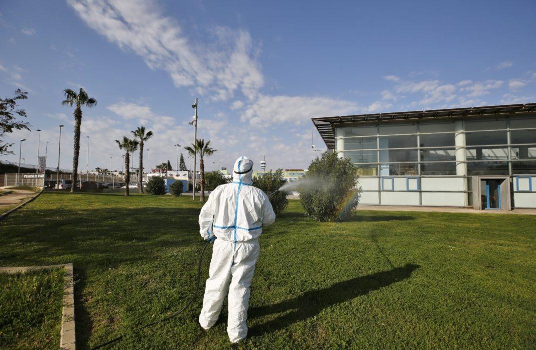 Torrevieja declare war on Mosquitoes!