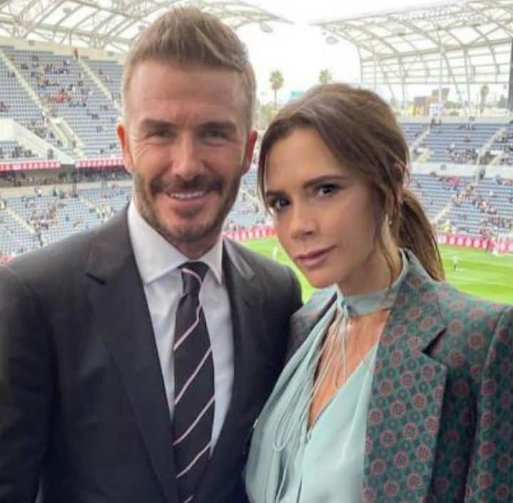 David Beckham President and co-owner of Inter Miami CF and co-owner of Salford City.