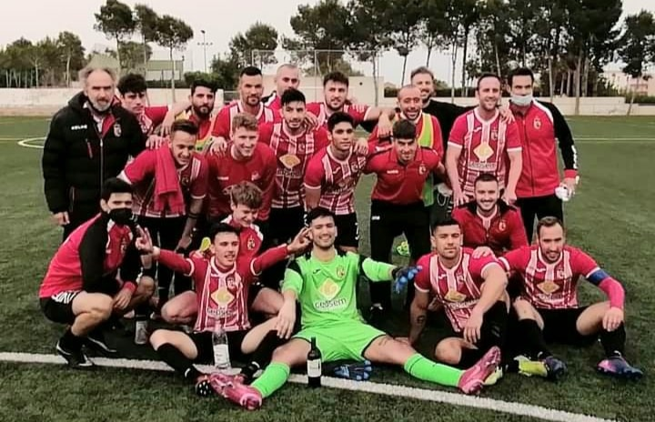 CD Montesinos top 7 finish to reach cut off play-off place.