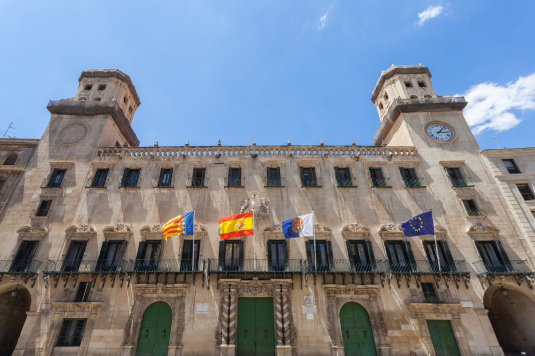 €3 million reform of Alicante Town Hall part of €80m EU funding campaign