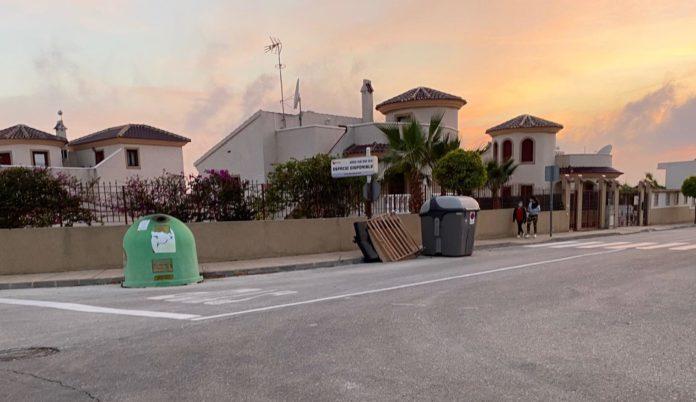 San Fulgencio company fined for dumping furniture.