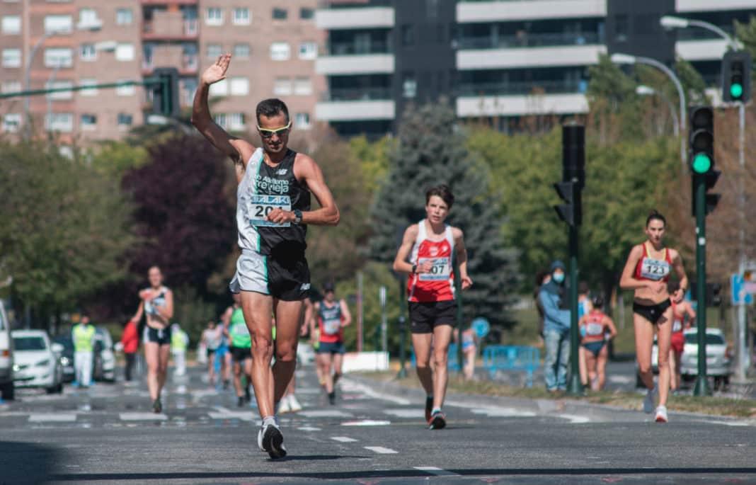 Torrevieja Walker takes Second in National Grand Prix