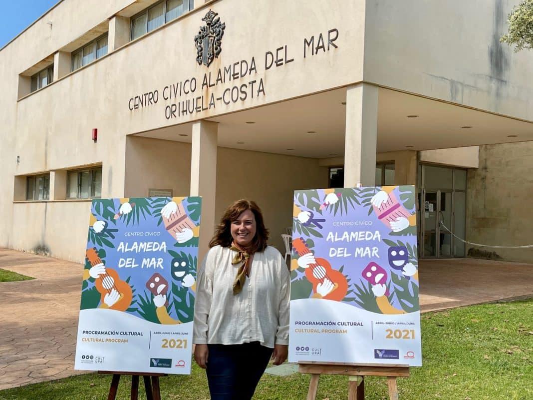 Cultural program with workshops for Orihuela Costa children