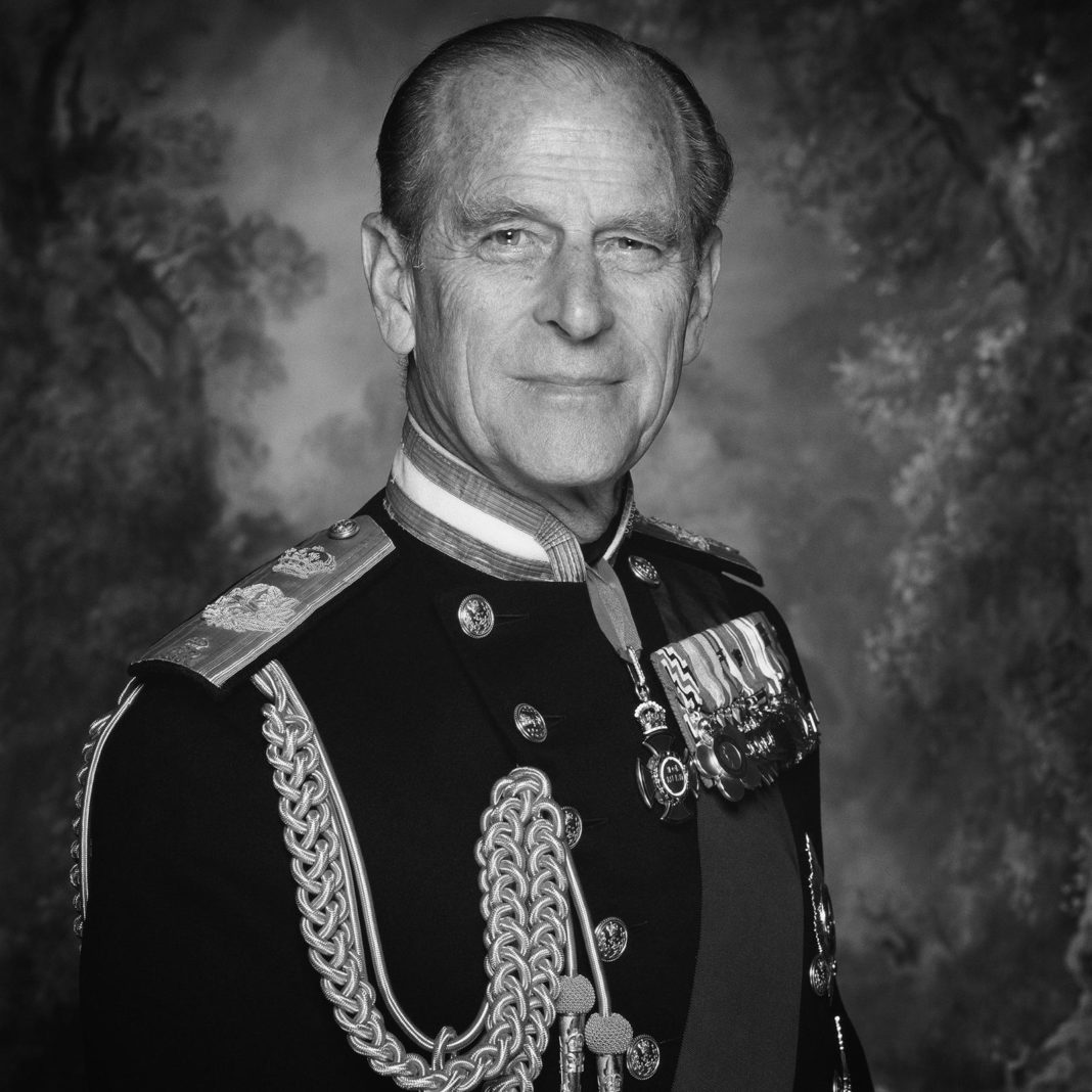 The Queen has announced the death of her beloved husband, His Royal Highness The Prince Philip, Duke of Edinburgh.