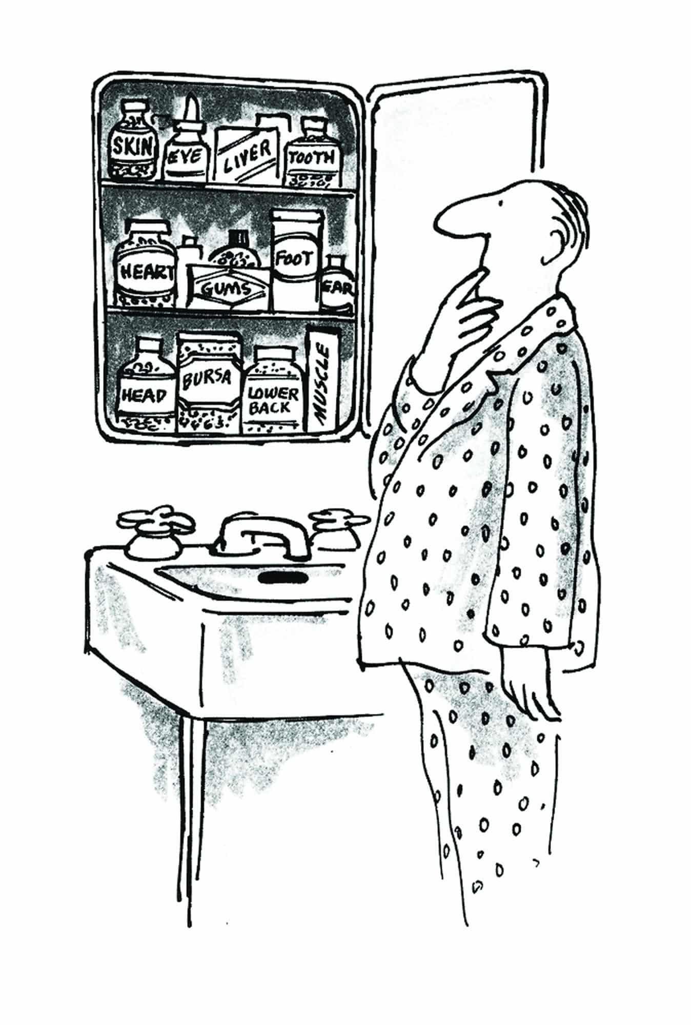 The Medicine Cupboard