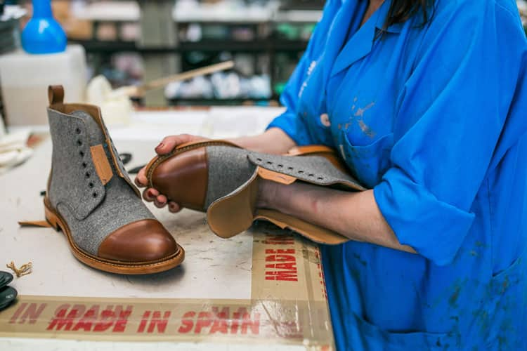 Spain shoe industry stepping out of COVID-19?
