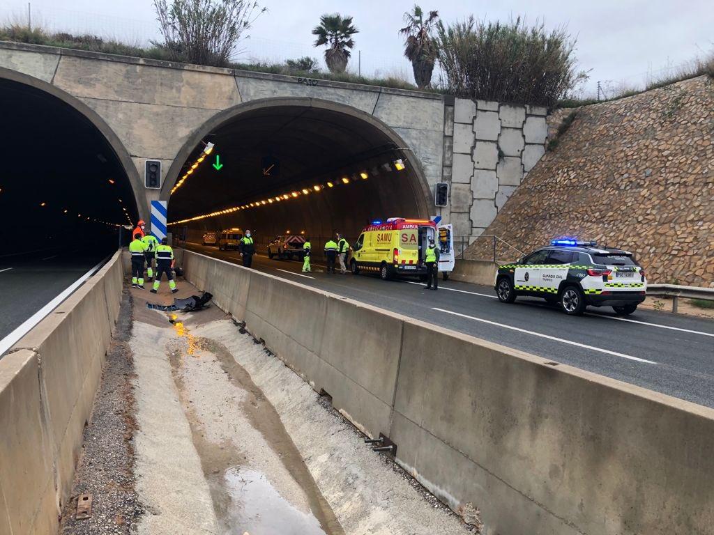 24 year old Brit dies in Pilar de la Horadada motorway accident