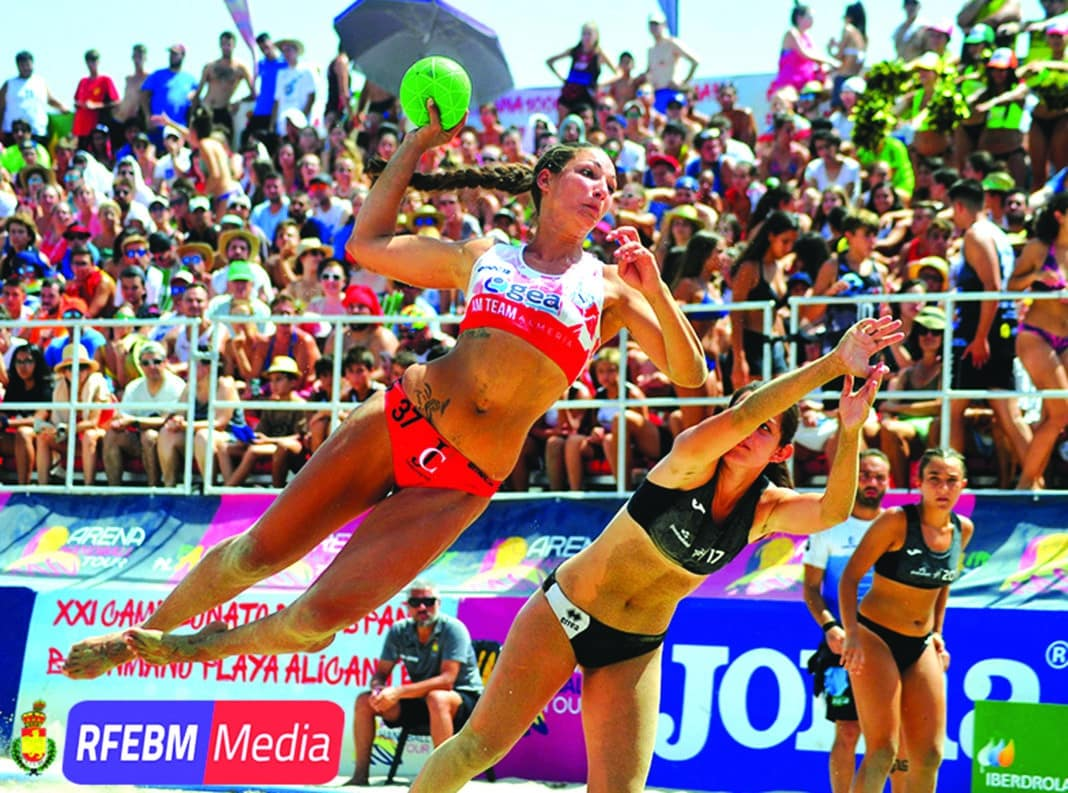 La Zenia to host National Beach Handball