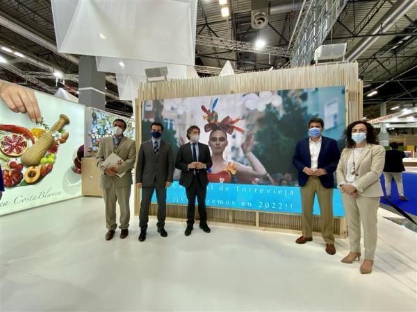 The Torrevieja Carnival has ben declared a FIESTA OF AUTONOMOUS TOURIST INTEREST