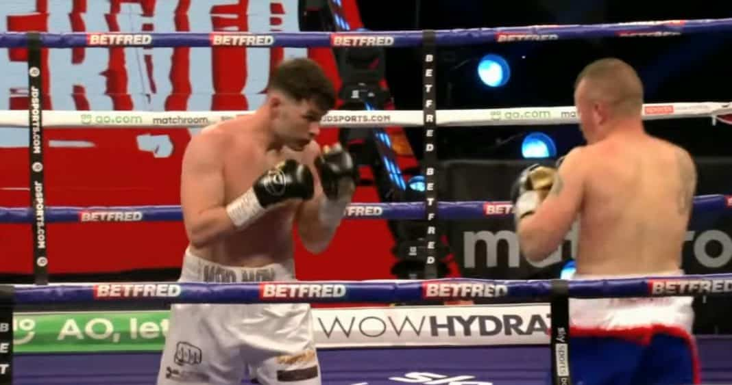 Scott Fitzgerald comeback fight against Gregory Trenel after 18 months out of the ring.