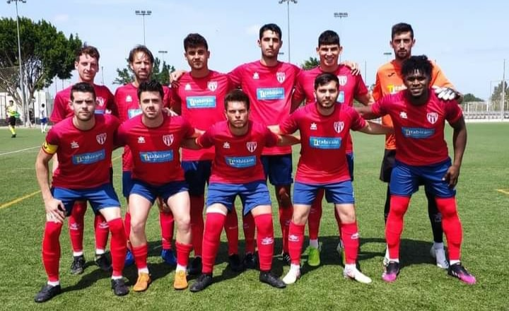 Racing San Miguel ahead of the Valencia 1st Regional G10 play-off game at Callosa Deportivo CF 'B'.