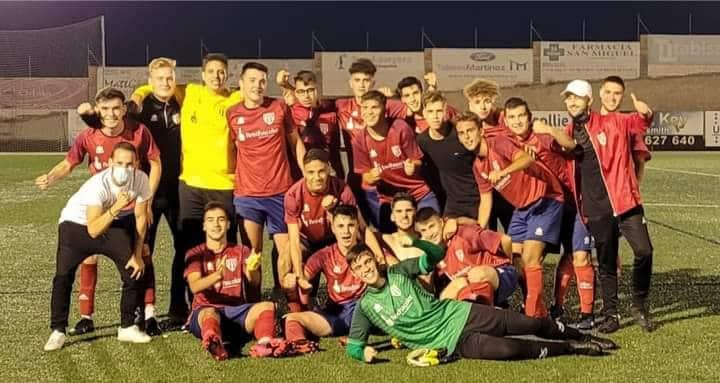 Racing San Miguel youth team.