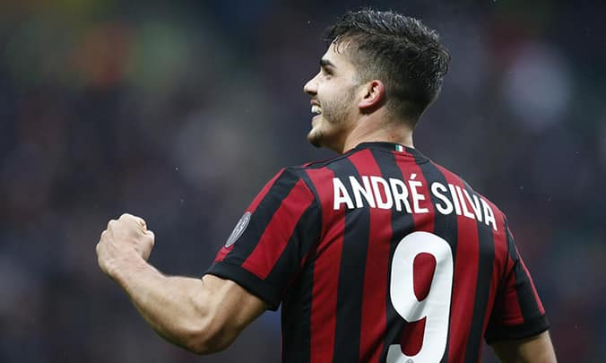 Andre Silva could cost somewhere in the range of £36-40 million. He's far more realistic and easier to obtain due to less competition.