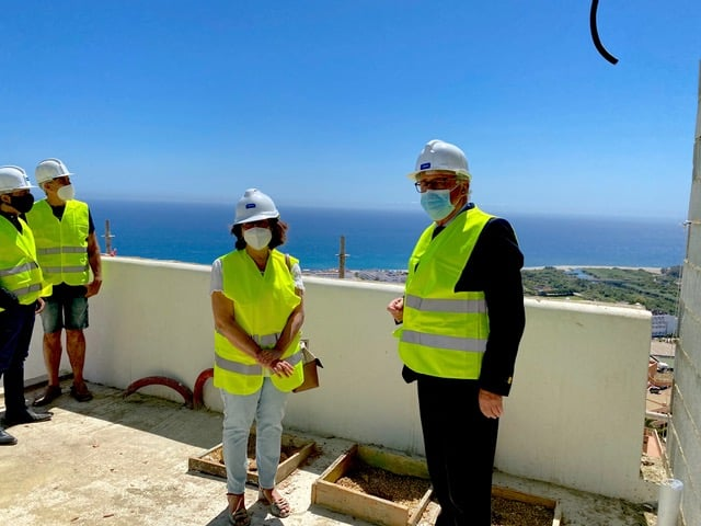 The Mojácar Lighthouse will be operational next summer