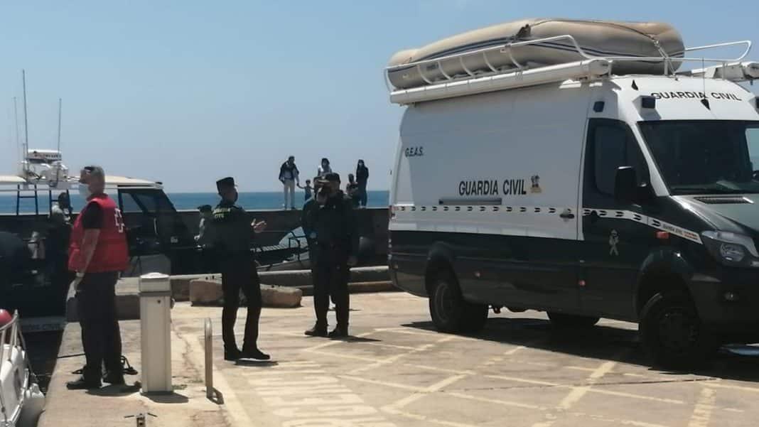 British Pilot dies in Cabo de Palos crash