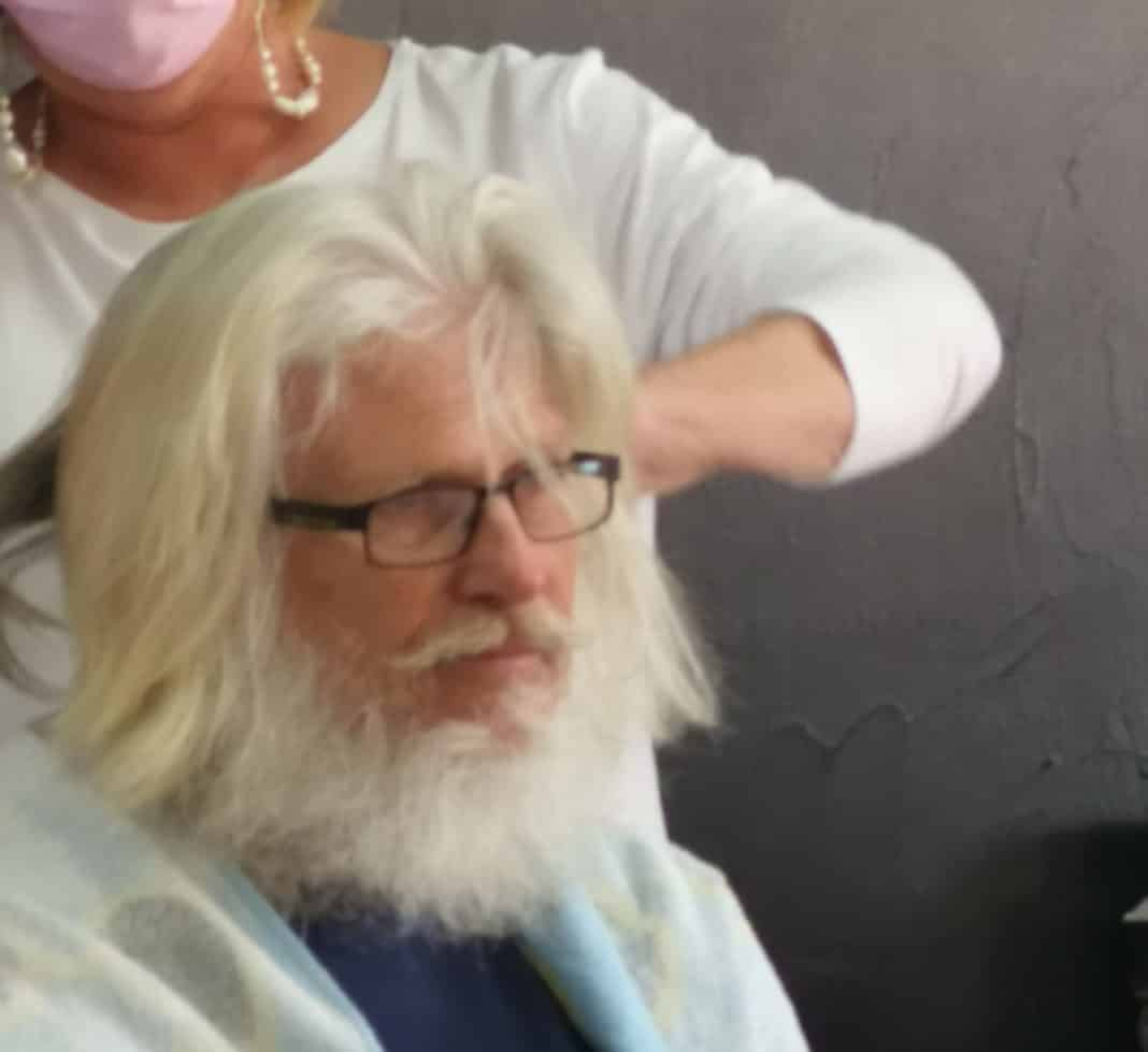 STEVE'S CHARITY BRAVE THE SHAVE