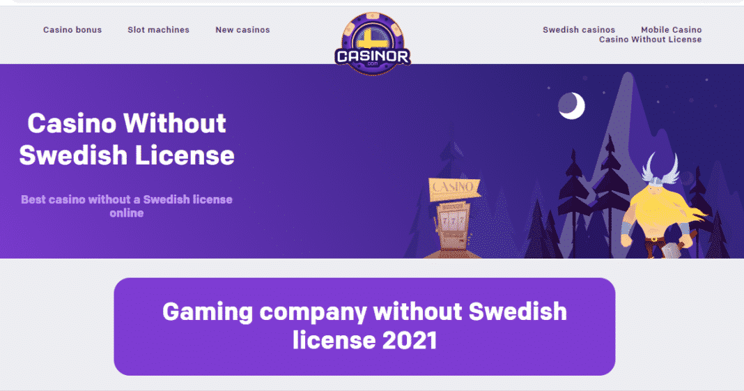 what is causing so many people to choose casino utan Svensk licens.