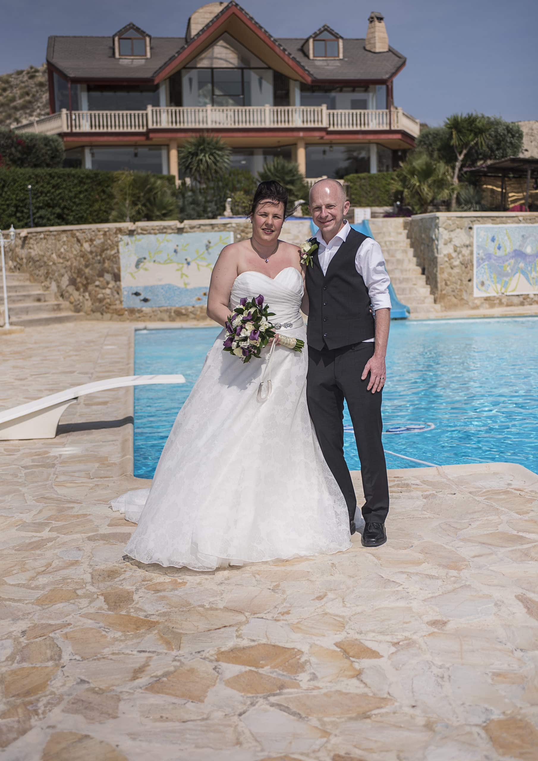 Casa La Pedrera wedding: Gary and Leeann Lilburn a day they will never forget.