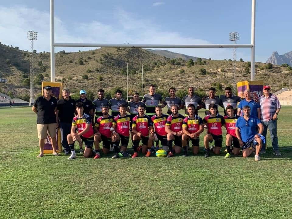 Viator Barbarians win Villajoyosa Rugby Sevens