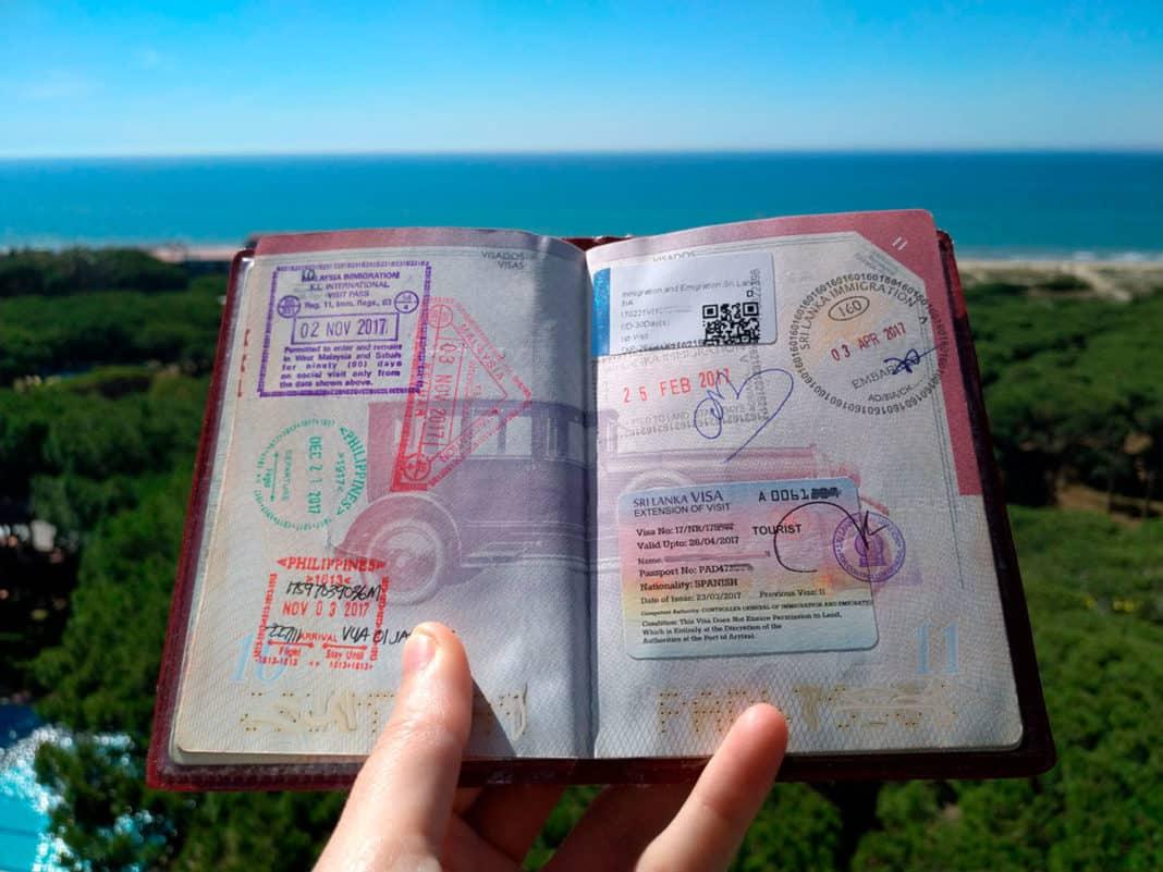 Travelling to Sri Lanka: visa needed?