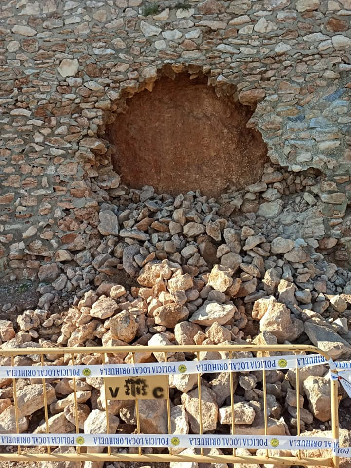 Study looks at instability of Orihuela Costa Walkway