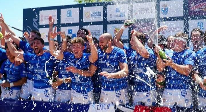 La Vila return to top flight of National rugby
