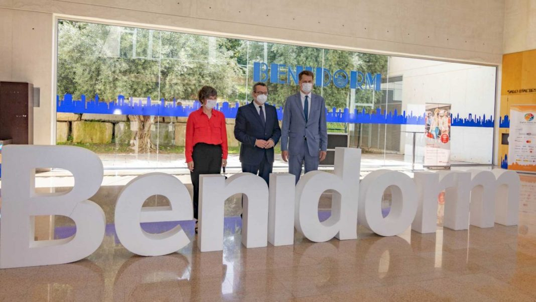 No British tourists for Benidorm until the end of July