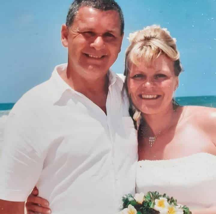 Bob and Josie Harrison: Looking forward to seeing friends again in Spain.