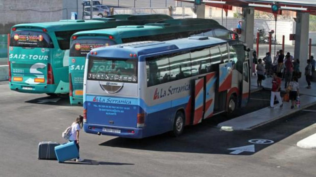 Torrevieja plans to build a new municipal bus terminal