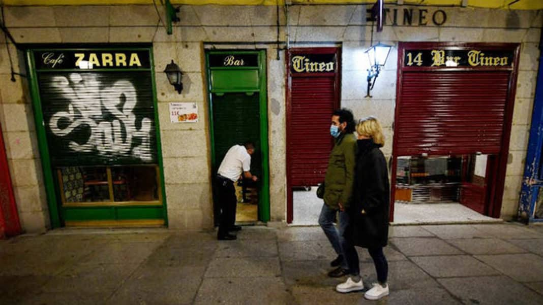 Valencian curfew to be lifted next Monday