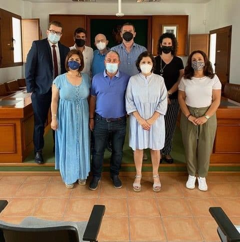 Retirement of Mojacar Councillor Agustin Montoya
