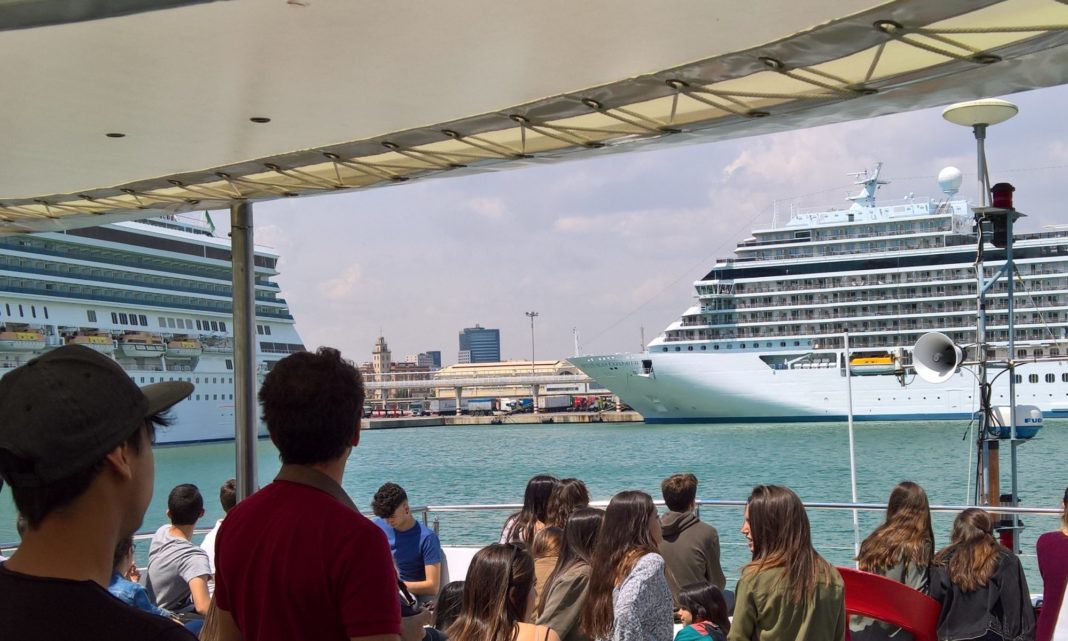 First cruise ship in 15 months to dock in Valencia in June