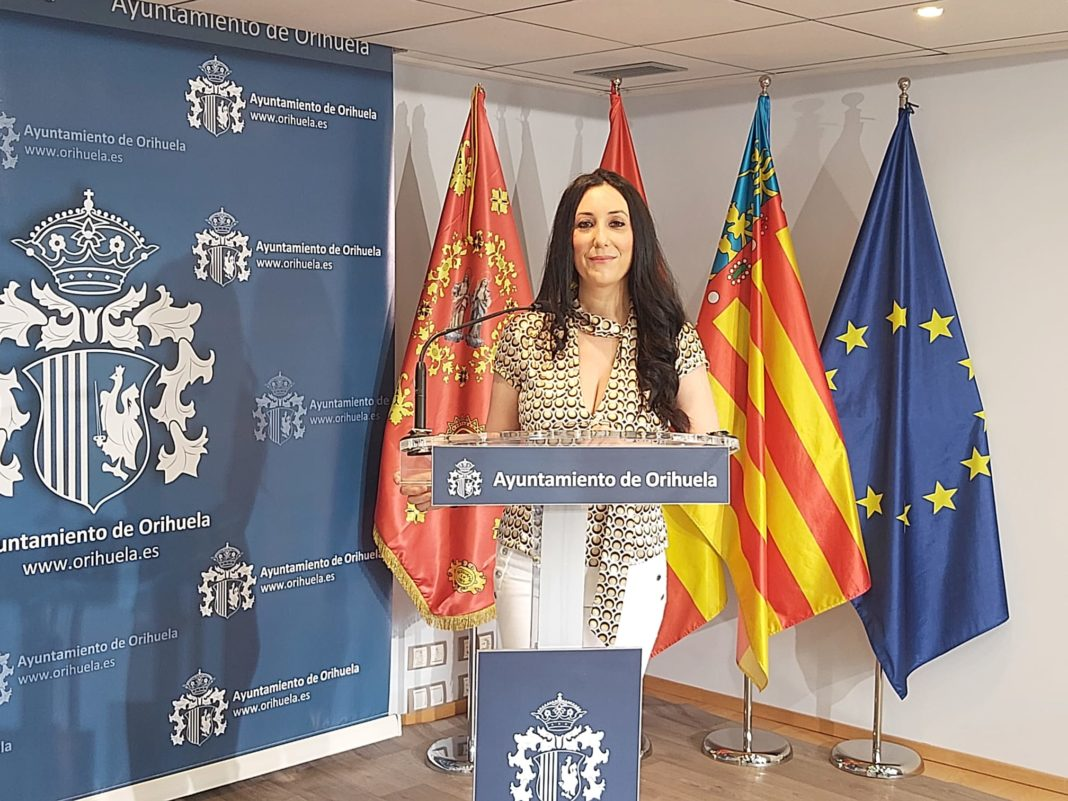 Orihuela campaign to promote registration on Padron.