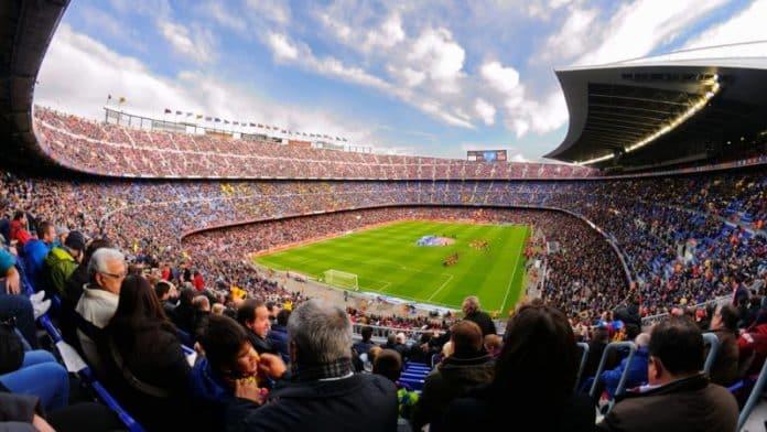 Football Fans Stadium