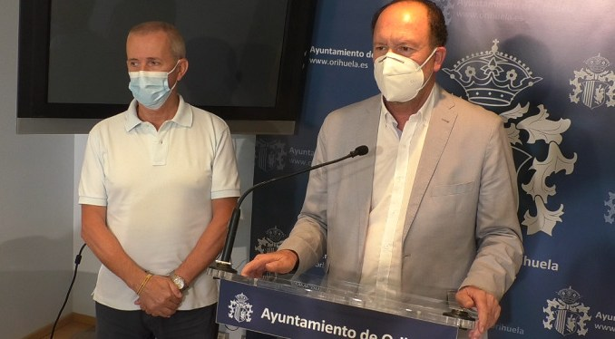 Orihuela Councillor for Health get back his powers