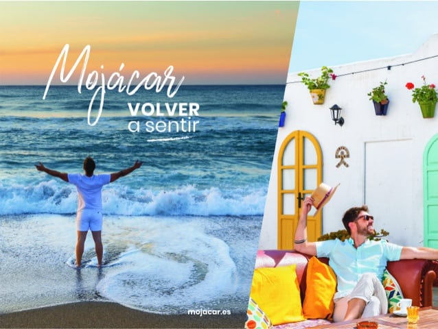 """Mojácar Council launches """"Feel again"""" campaign to attract national tourism"""